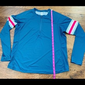 Vineyard Vines Swim - VINEYARD VINES Women's XL Swim coverup shirt LS